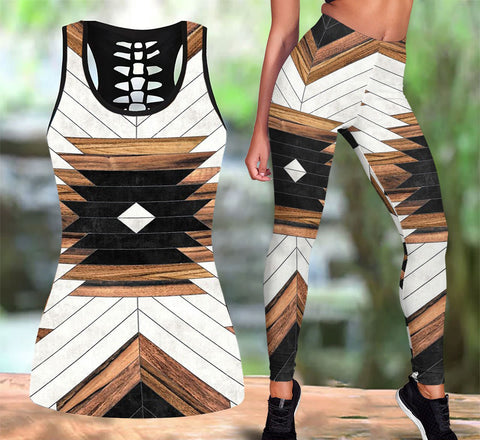 Native American Tank Top & Legging Set 31