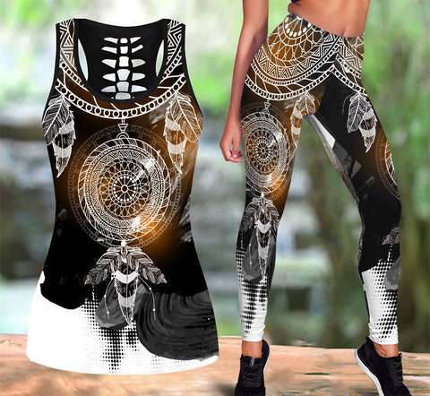 Native American Tank Top & Legging Set 32