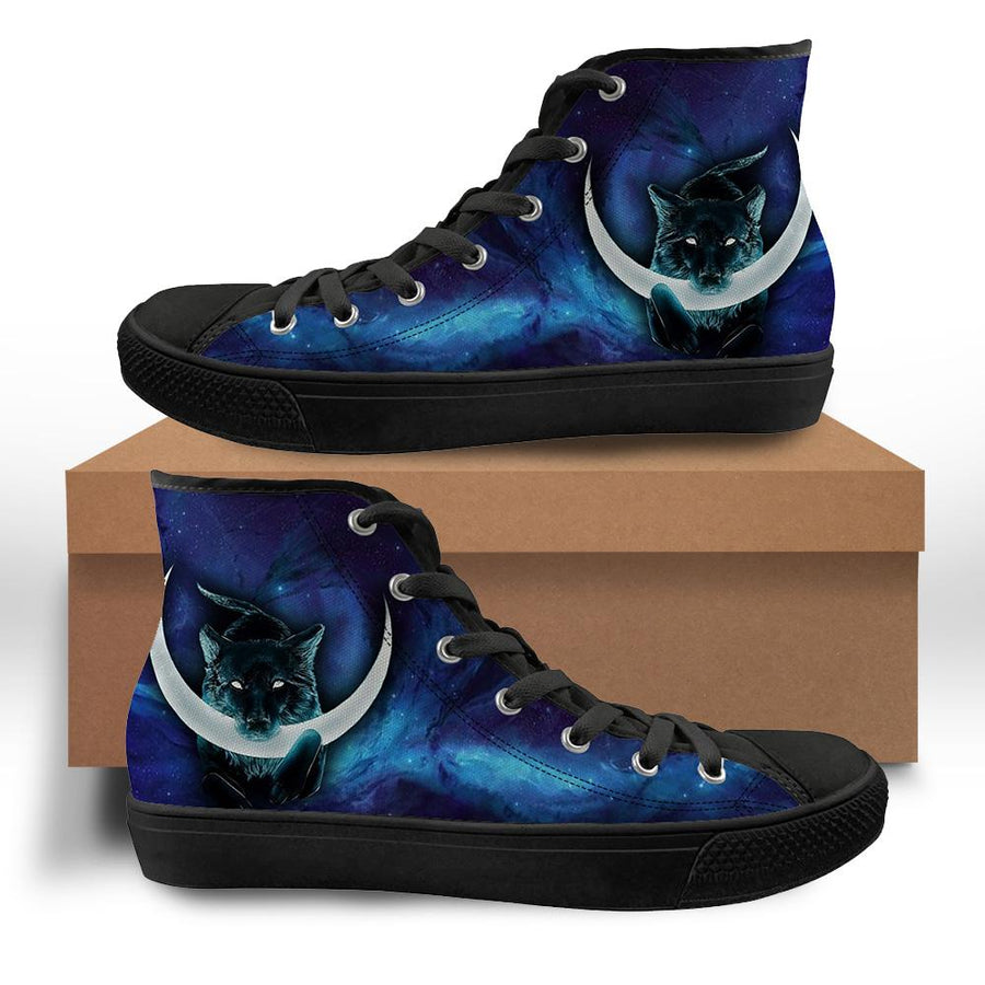 Blue Wolf Shoes