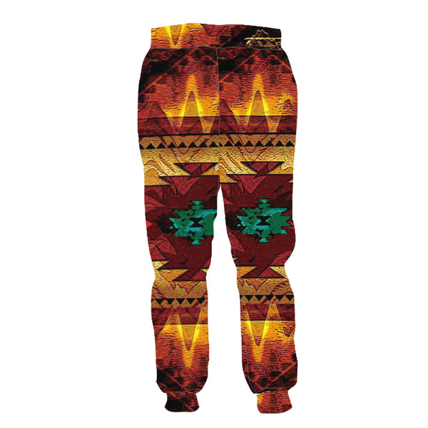 Native Patterns Sweatpants