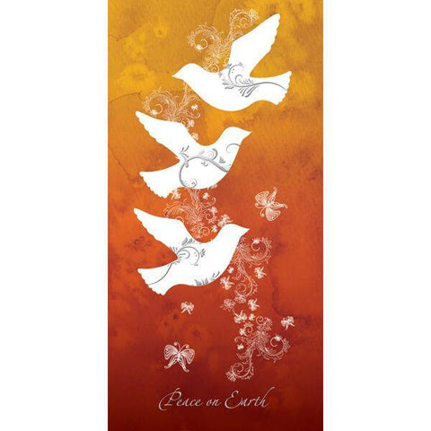 Peace Doves Cards
