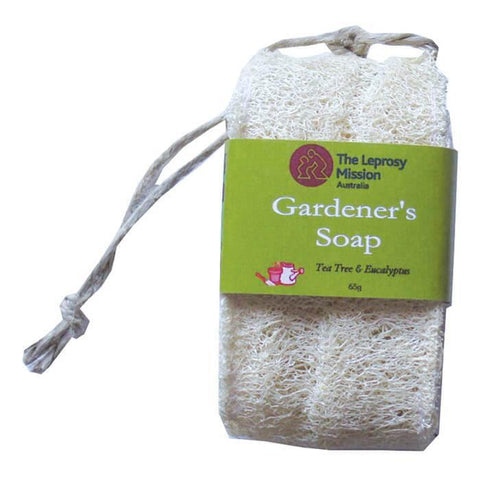 The Leprosy Mission Gardeners Tap Soap