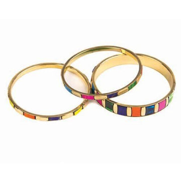 Coloured Bangles - The Leprosy Mission Australia Shop