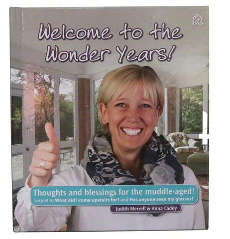 Welcome to Wonder Years Book