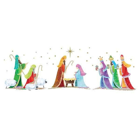 Nativity Story Cards