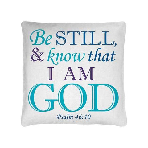 Be Still Cushion Cover