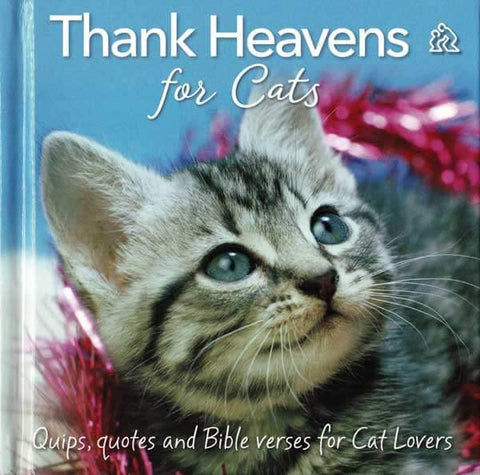 Thank Heavens for Cats Book