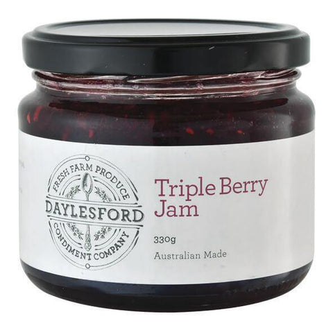 Triple Berry Jam