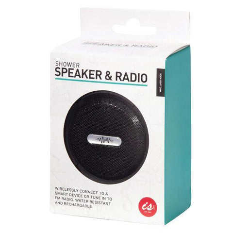 Wireless Speaker and Radio