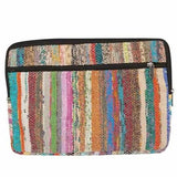 Recycled Sari Laptop Bag - The Leprosy Mission Australia Shop
