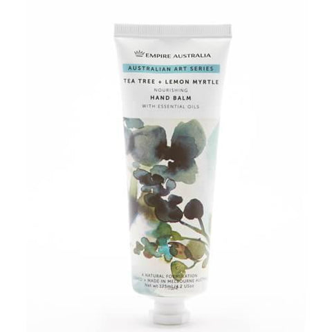 Tea Tree and Lemon Myrtle Hand Cream