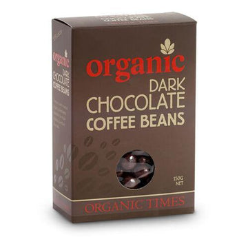 Organic Dark Chocolate Coffee Beans - The Leprosy Mission Australia Shop