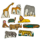 Welcome to the Zoo Bag and Characters - The Leprosy Mission Australia Shop
