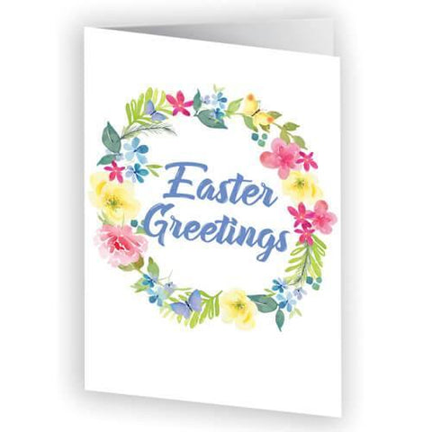 Easter Greetings Pack of 4 Cards