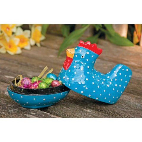 Chicken Trinket Box