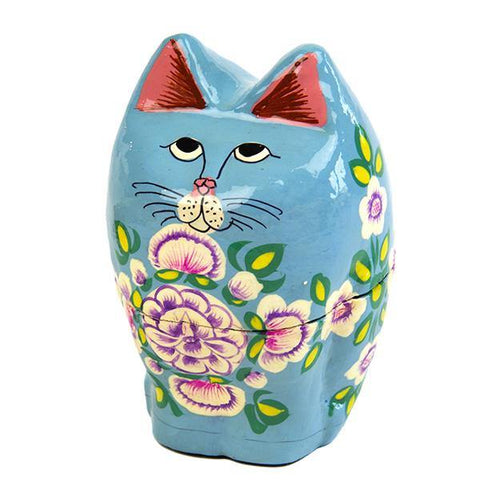 Kashmir Cat Trinket Box