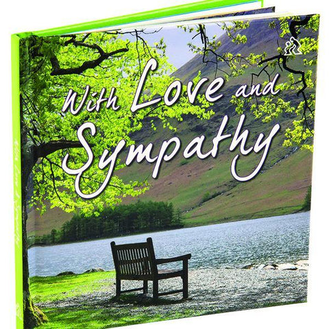 With Love and Sympathy Book