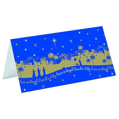 Royal Davids City Christmas Cards