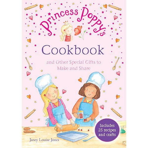 Princess Poppys Cookbook