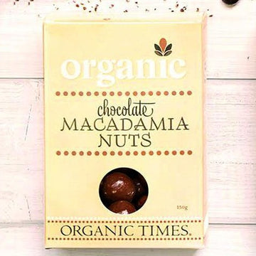 Milk Chocolate Macadamia Nuts - The Leprosy Mission Australia Shop