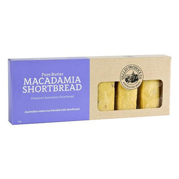 Macadamia Shortbread - The Leprosy Mission Australia Shop