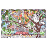 Land DownUnder Colouring-In Poster Kit - The Leprosy Mission Australia Shop