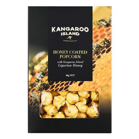 Kangaroo Island Honey Coated Popcorn