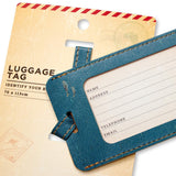 Australia Map Luggage Tag - The Leprosy Mission Australia Shop