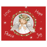 Angels 6 Gift Wrap and 6 Gift Tags - The Leprosy Mission Australia Shop