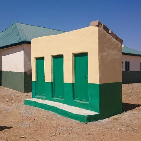 Gift of Love - Community Toilet Block*