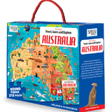 Travel, Learn and Explore Puzzle & Book Set - The Leprosy Mission Australia Shop