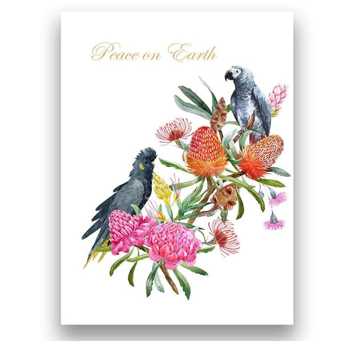 Australian floral bouquet e-Greeting Card - The Leprosy Mission Australia Shop