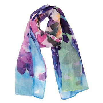 Eddie Askew Floral Scarf - The Leprosy Mission Australia Shop