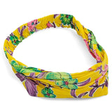Bright Floral Headband - The Leprosy Mission Australia Shop