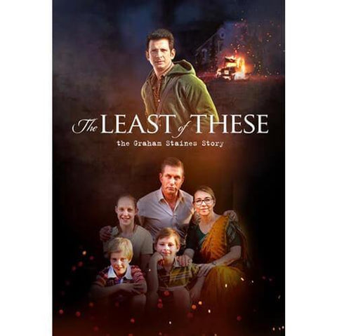 The Least of These: The Graham Staines Story - DVD
