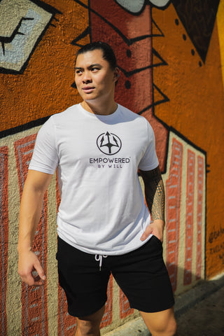 Empowered Original Tee - White
