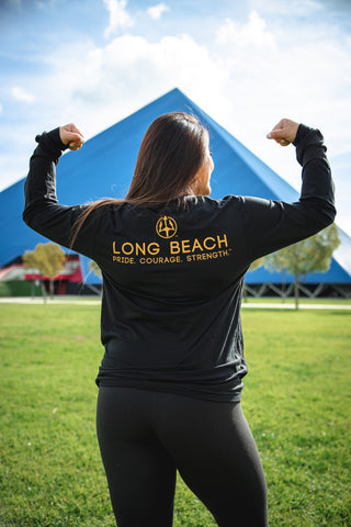 Empowered Original Long Sleeve - Long Beach Edition