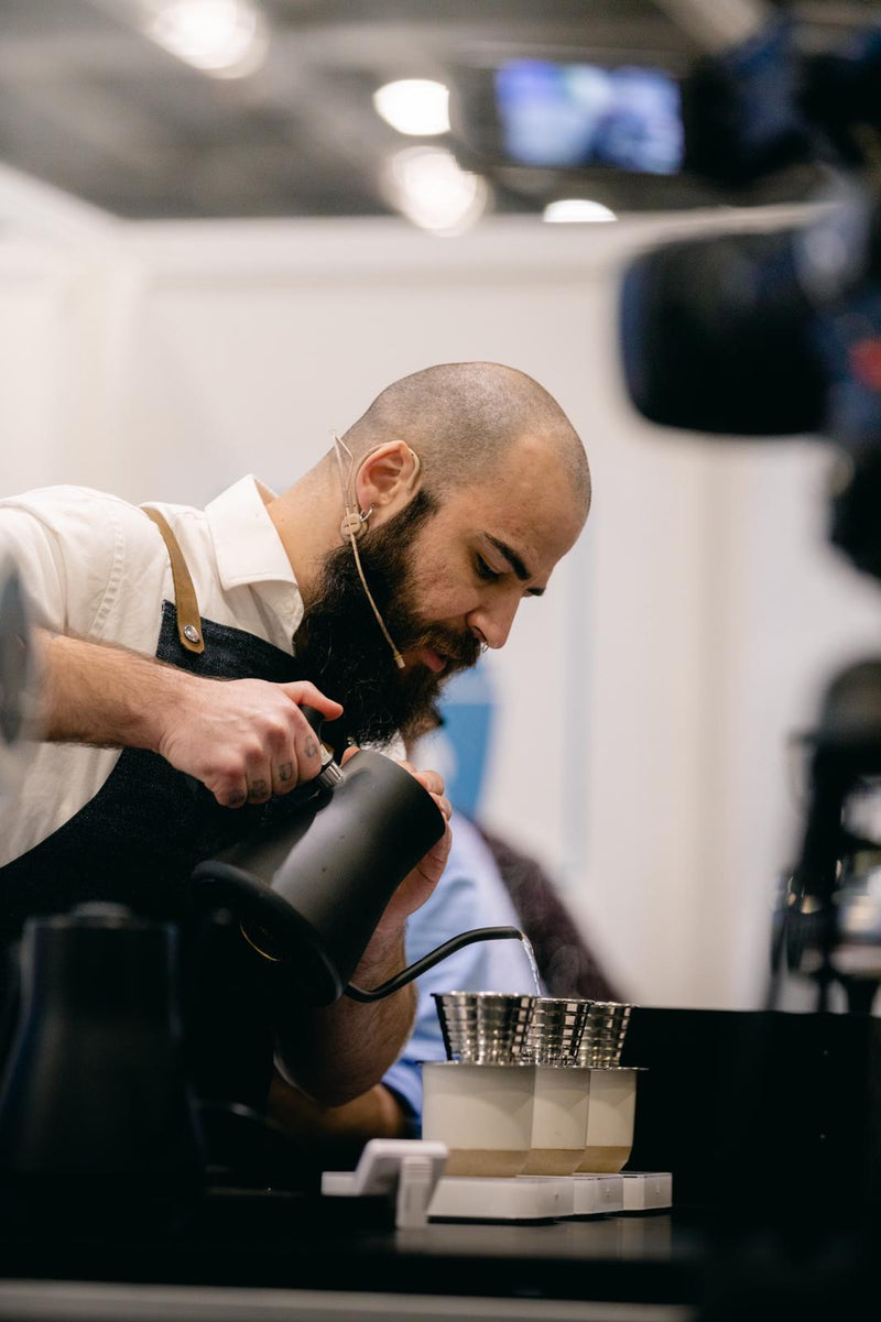 Brewers Cup 2020 Champion Matteo