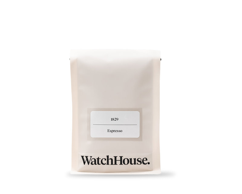 1829 House Espresso Subscription