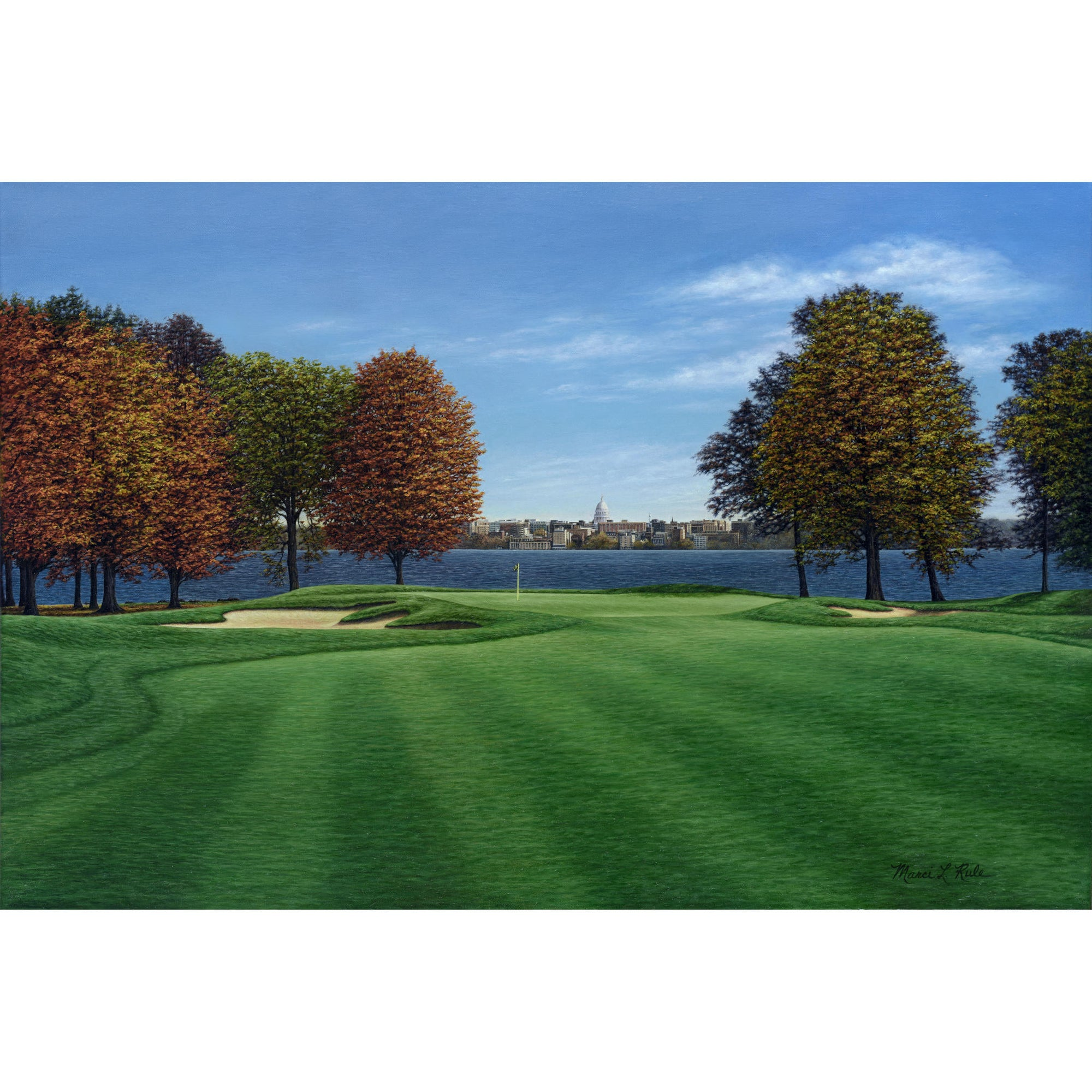 Bishops Bay Country Club - The 18th Hole