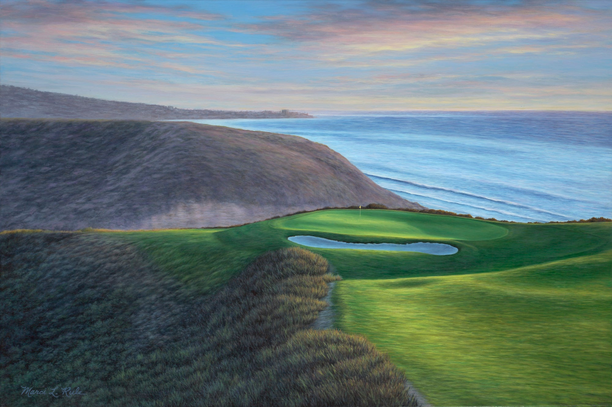 Torrey Pines #3 - South Course