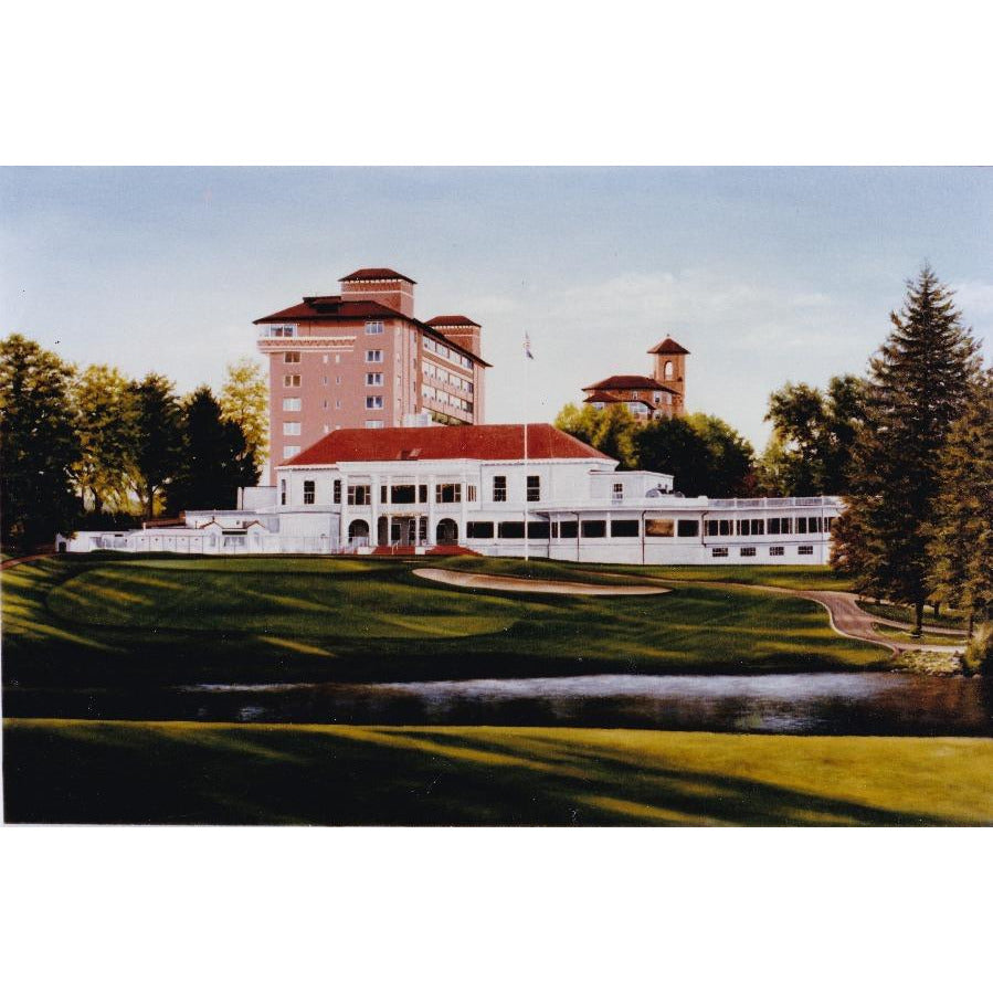 The Broadmoor Golf Club