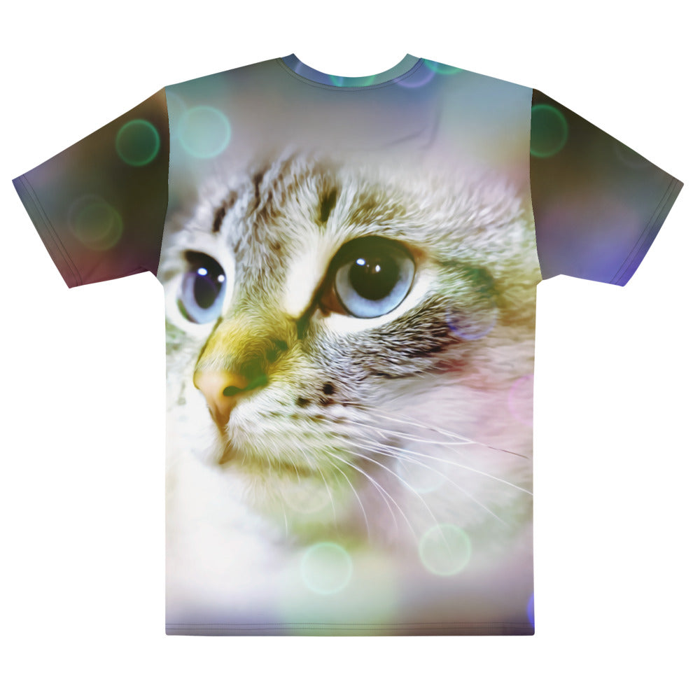 Lynx Point Siamese Men's T-shirt
