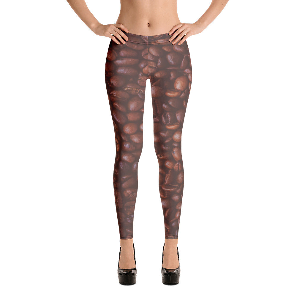 Coffee Beans Leggings