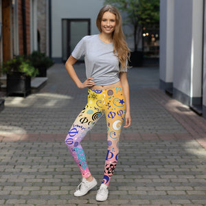 Sacred Geometry Leggings