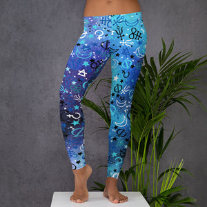 Wizard Alchemy Leggings