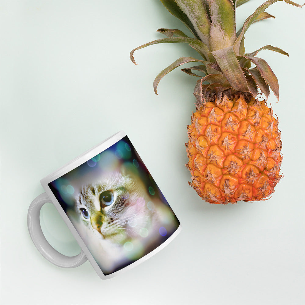 Lynx Point Siamese Mug
