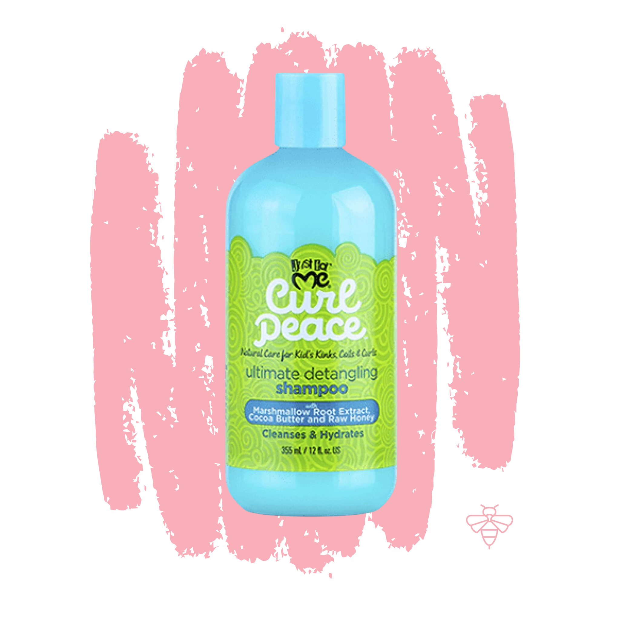 Just for Me Curl Peace Ultimate Detangling Shampoo 355ml