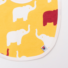 "Load image into Gallery viewer, Functional Bib - ""Elephant"""
