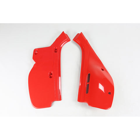 1988-2002 XR 600 Side Panels-red